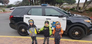 SFPD at the Zoo
