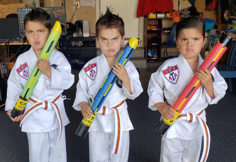 TaekwondoOrangeForce